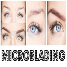 Micropigmentação Sobrancelhas Realista (Microblanding)