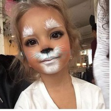 Curso Maquiagem Artística Infantil