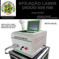 Aparelho Epilação Laser 808 nm