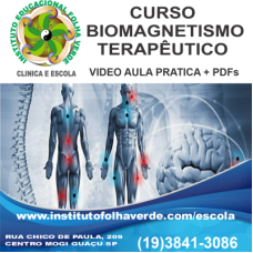 Curso Biomagnetismo Terapêutico EAD