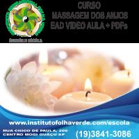 Curso Massagem dos Anjos Angelical EAD