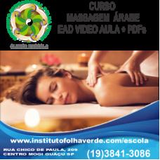 Curso Massagem Arabe EAD