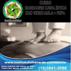 Curso Massagem Cabalistica EAD