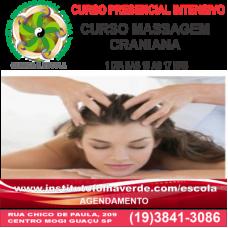 Curso Massagem Craniana