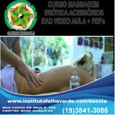 Curso Massagem Erotica com Acessorios EAD