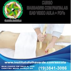 Curso Massagem Pantalas EAD