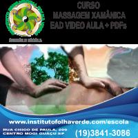 Curso Massagem Xamanica EAD