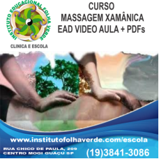 Curso Massagem Xamanica EAD