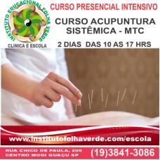 Curso Acupuntura Sistemica - MTC