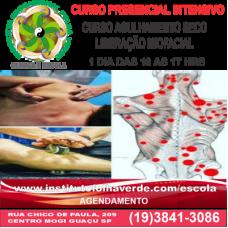 Curso Agulhamento Seco Liberação  Miofascial Dry Needle