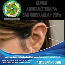 Curso Auriculoterapia EAD