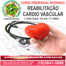 Curso Reabilitação Cardio Vascular
