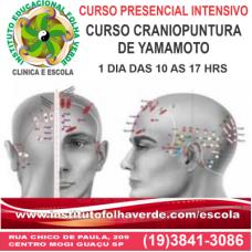 Curso Craniopuntura de Yamamoto