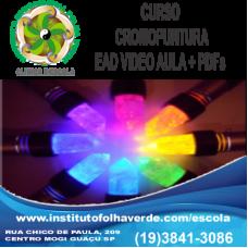 Curso Cromopuntura EAD