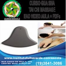 Curso Gua Sha Tai Chi Massage EAD.