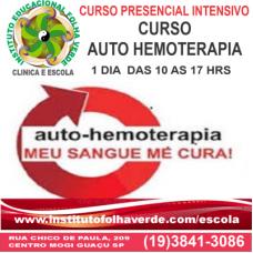 Curso Auto Hemoterapia