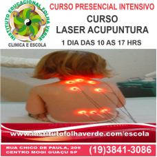 Curso Laser Acupuntura