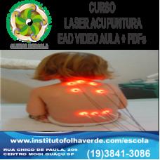 Curso Laser Acupuntura EAD