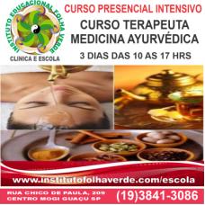 Curso Terapeuta Medicina Ayurvedica