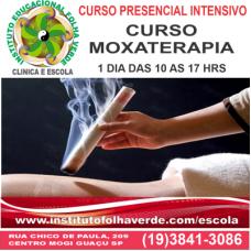 Curso Moxaterapia