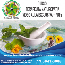 Curso Terapeuta Naturopatia EAD
