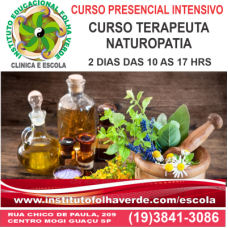 Curso Terapeuta Naturopatia