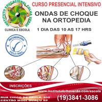Curso Ondas de Choque Na Ortopedia