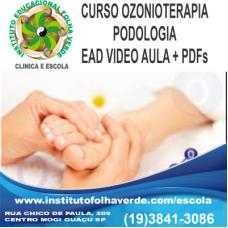 Curso Ozonioterapia na Podologia Ead