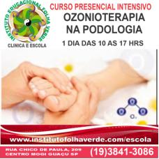 Curso Ozonioterapia na Podologia