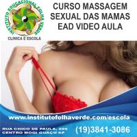 Curso Massagem Sexual das Mamas EAD