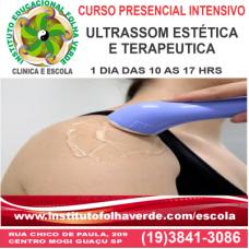 Curso ultrassom Estetica Terapeutica