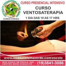 Curso Ventosaterapia MTC