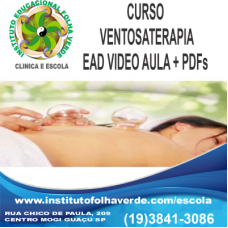 Curso Ventosaterapia MTC EAD