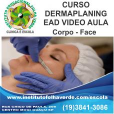 Curso Dermaplaning - Escamação superficial EAD