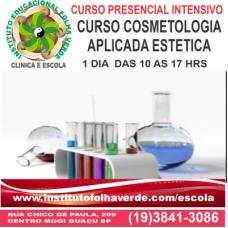 Curso Cosmetologia Aplicada Estetica