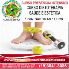 Curso Dietoterapia Estética E Saúde