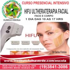 Curso Hifu Ultrassom Intensivo MicroFocalizado