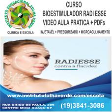 Curso Bioestimulador Radiesse EAD