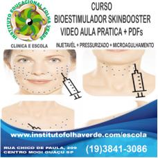 Curso Bioestimulador Skinbooster  EAD