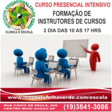 Curso Formação De Instrutores
