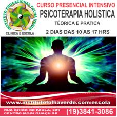 Curso Psicoterapia Holistica