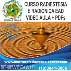 Curso Radiestesia e Radiônica EAD