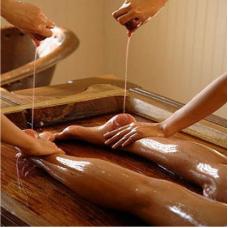 Curso Massagem Indiana com Óleos Aromáticos