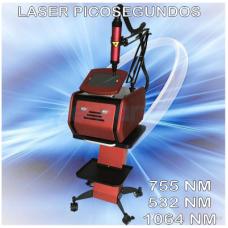 Aparelho Laser Picossegundos