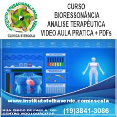 Curso Bioressônancia- Analise Terapêutica EAD