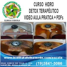 Curso  Detox Ionico Ead